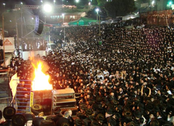 Lag b'Omer in Meron, A Day of Yeshuos. Join Us!